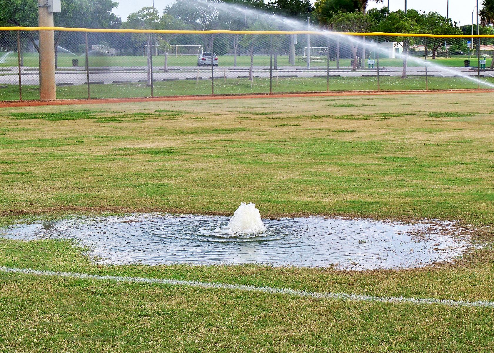 Irrigation Leak Detection Redding